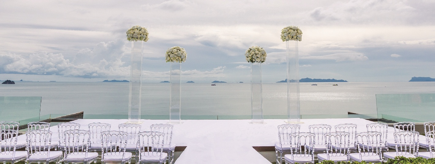 InterContinental Samui wedding package