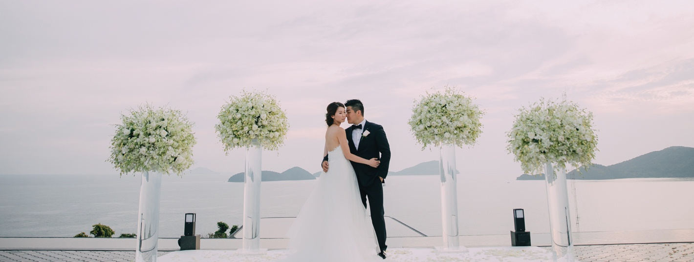 Sri Panwa  Phuket wedding package