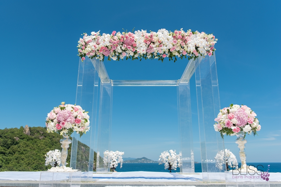 Wedding at Banyan Tree Samui