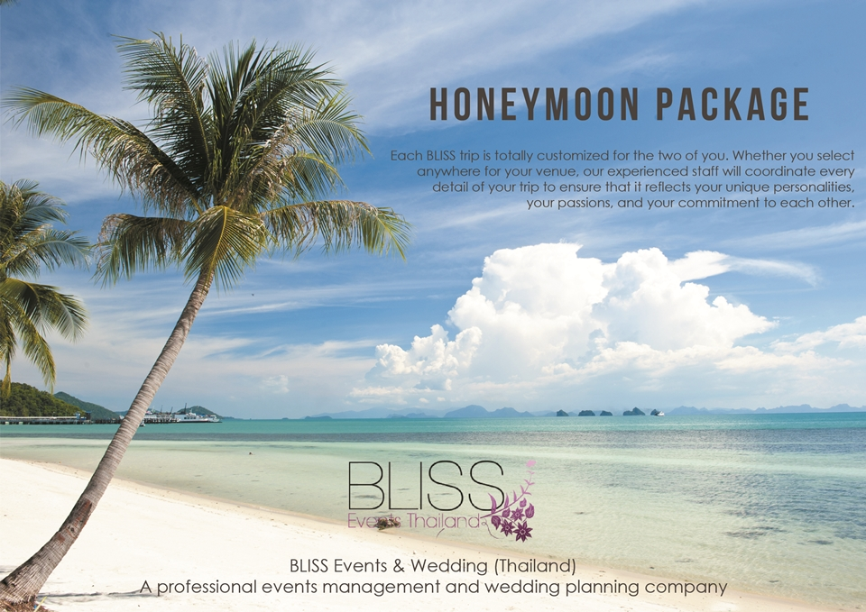 Honeymoon package