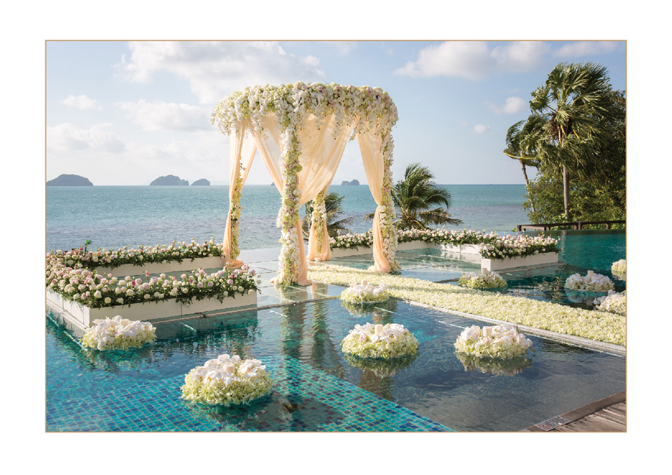 Wedding Package in Banyan Tree Koh Samui