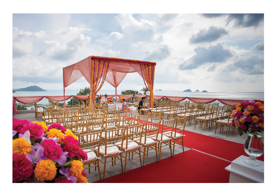 Wedding Package in InterContinental Samui Baan Taling Ngam Resort