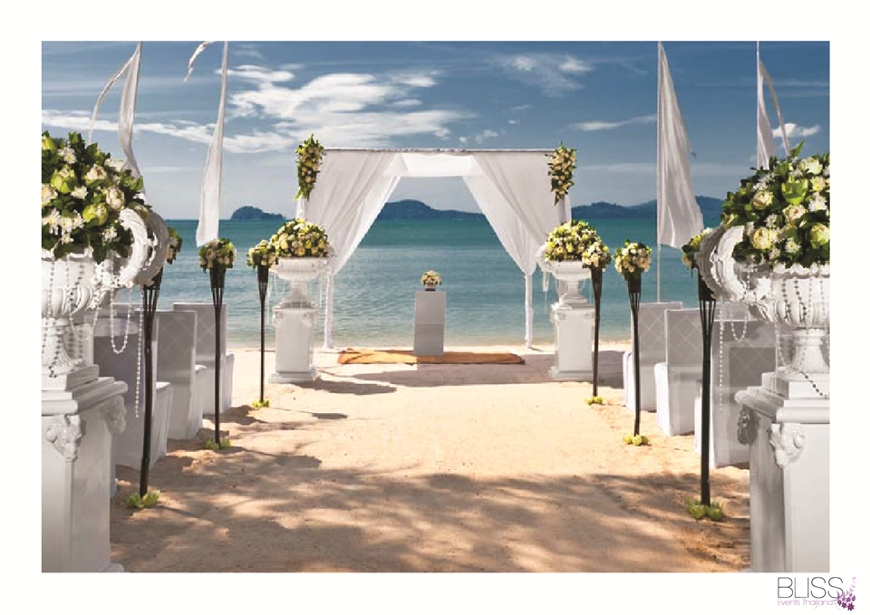 Wedding Package in The Westin Siray Bay Resort & Spa