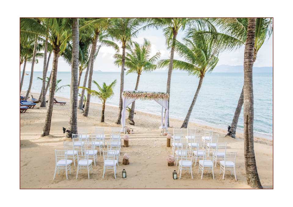 Wedding Package in Santiburi Koh Samui
