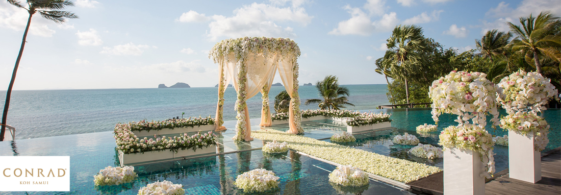 BLISS Events & Wedding: Events management and wedding planning in Thailand