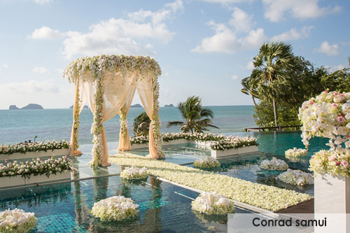 Wedding in Koh Samui