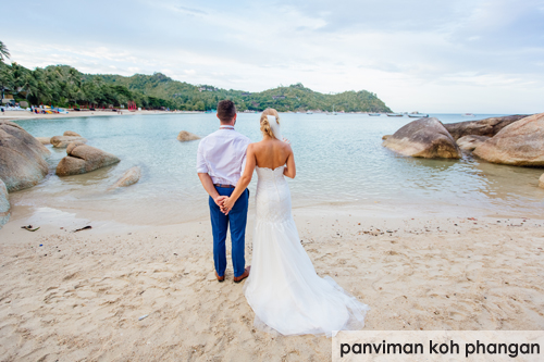 Wedding in phangan
